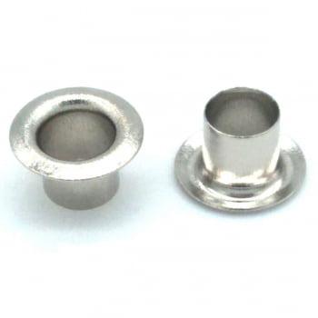 Ilhós nº 50 Alumínio Niquelado