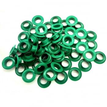 Ilhós Ferro Verde Nº 45 15mm de diâmetro externo